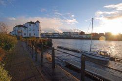 Ayr, Flat c, Mariners Wharf, KA8 8AA
