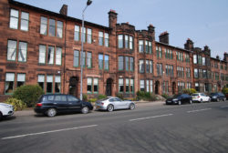 Glasgow, Pollokshields, Darnley Road, G41 4NE