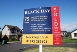 LOOK OUT for our NEW SOLD SIGNS!