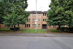Glasgow, West End, North Woodside Road, G20 6LX