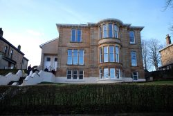 Glasgow, Pollokshields, 163C Nithsdale Road, G41 5QS
