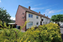 Ayr, KA8 …ever popular 2 Bedroom Cottage Flat with Private Garden